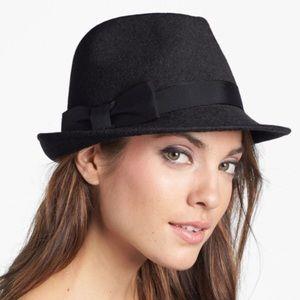 Nordstrom Wool & Felt Hat - tan